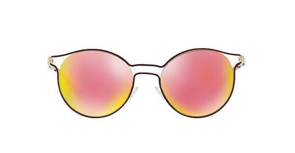 PRADA Prada Damen Sonnenbrille »CINEMA PR 62SS«, rot, USH5L2 - rot/rosa