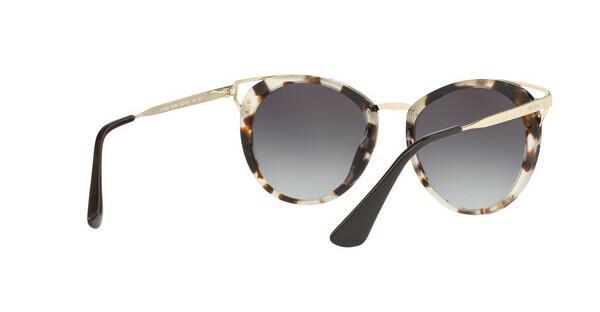 PRADA Prada Damen Sonnenbrille » PR 66TS«, braun, UAO5D1 - braun/grau