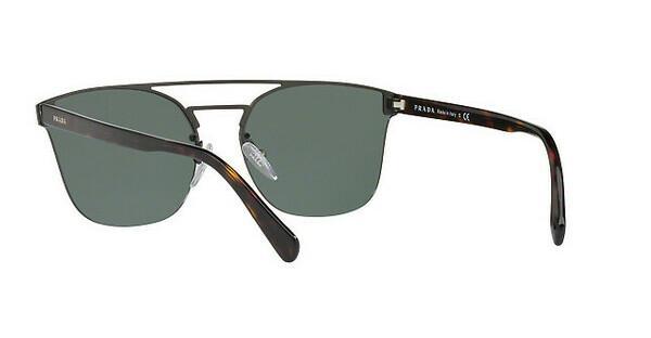 PRADA Prada Herren Sonnenbrille » PR 67TS«, braun, VIX3O1 - braun/grün