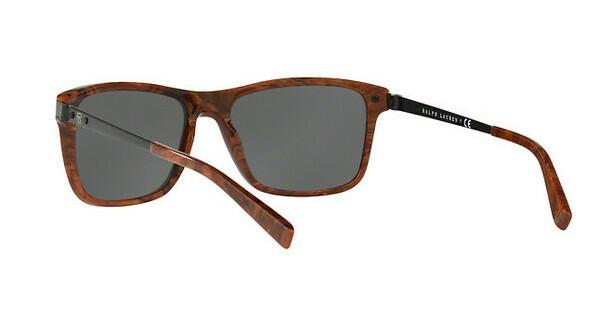 Ralph Lauren Herren Sonnenbrille » RL8155«, braun, 539987 - braun/grau