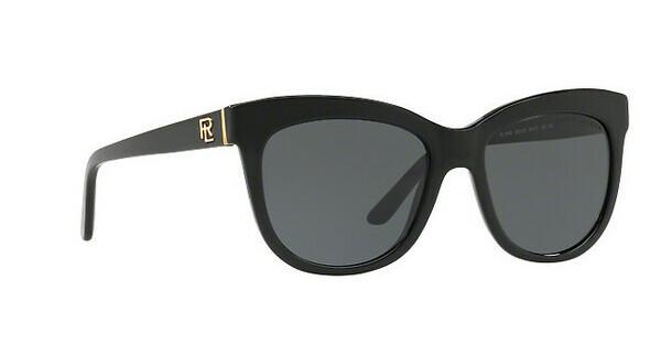 Ralph Lauren Damen Sonnenbrille » RL8158«, schwarz, 500187 - schwarz/grau