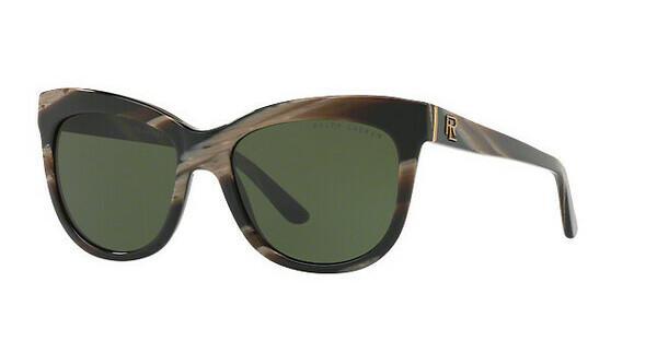 Ralph Lauren Damen Sonnenbrille » RL8158«, braun, 563471 - braun/grün
