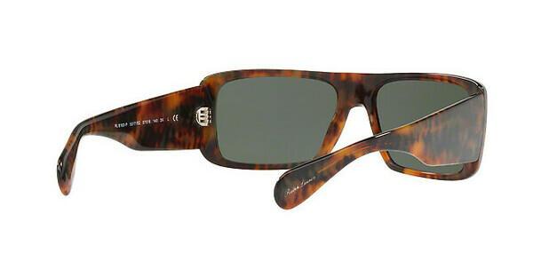 Ralph Lauren Herren Sonnenbrille » RL8163P«, braun, 501752 - braun/grün