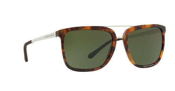 Ralph Lauren Herren Sonnenbrille » RL8164«, grün, 521673 - grün/grün