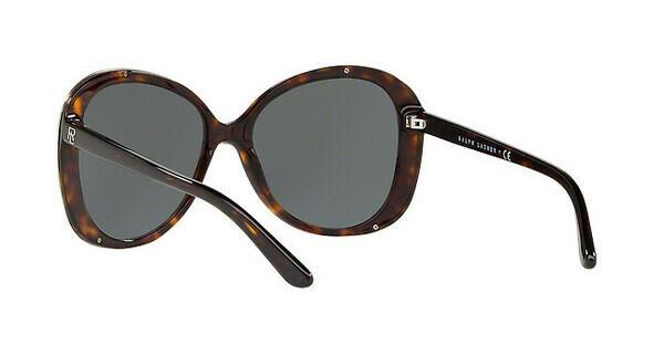 Ralph Lauren Damen Sonnenbrille » RL8166«, braun, 500387 - braun/grau