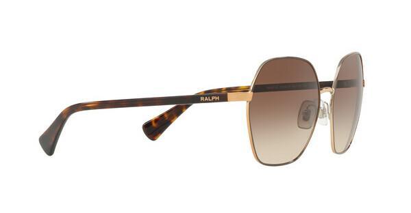 RALPH Ralph Damen Sonnenbrille » RA5241«, braun, 500373 - braun/braun