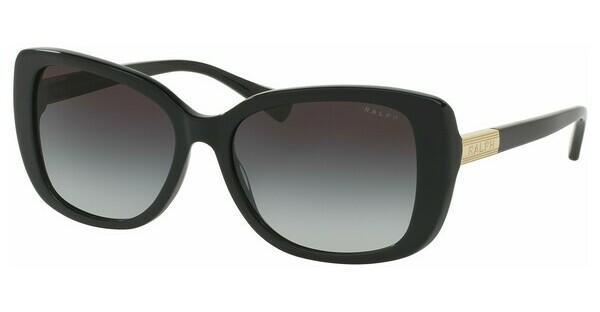 RALPH Ralph Damen Sonnenbrille » RA5223«, schwarz, 13778G - schwarz/grau
