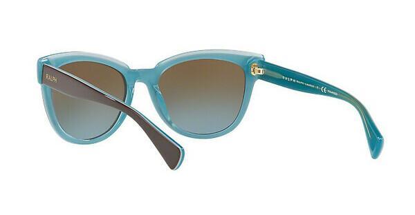 RALPH Ralph Damen Sonnenbrille » RA5230«, braun, 16471F - braun/ blau