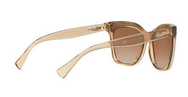 RALPH Ralph Damen Sonnenbrille » RA5235«, weiß, 1688T5 - weiß/braun