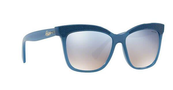 RALPH Ralph Damen Sonnenbrille » RA5235«, blau, 16907B - blau/blau