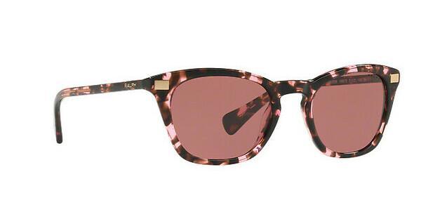 RALPH Ralph Damen Sonnenbrille » RA5236«, rosa, 169375 - rosa/rot