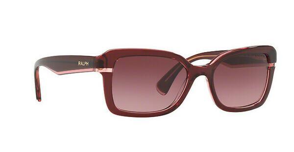 RALPH Ralph Damen Sonnenbrille » RA5239«, rot, 16988H - rot/rot