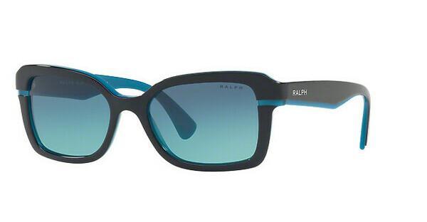 RALPH Ralph Damen Sonnenbrille » RA5239«, blau, 17024S - blau/ grün