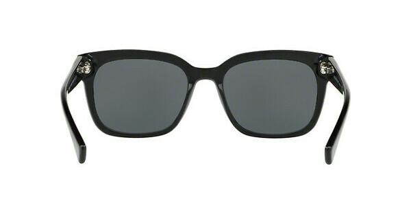 RALPH Ralph Damen Sonnenbrille » RA5240«, schwarz, 500187 - schwarz/grau