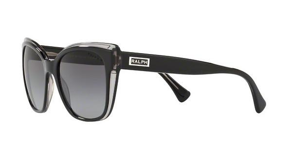 RALPH Ralph Damen Sonnenbrille » RA5242«, schwarz, 5682T3 - schwarz/grau