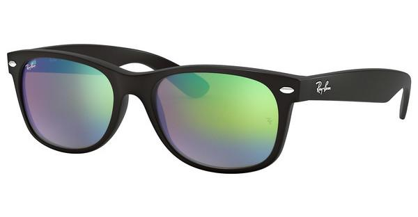 Ray-Ban   RB2132 622/19 GREY MIRROR GREENRUBBER BLACK