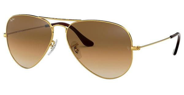 ray ban aviator 3025 gold schwarz