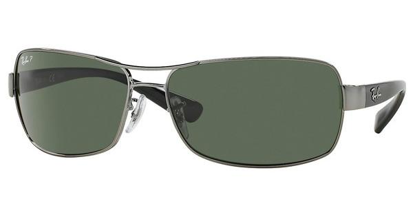 Ray-Ban   RB3379 004/58 GREEN POLARIZEDGUNMETAL