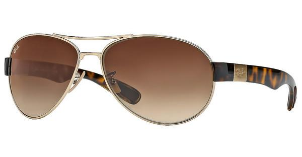 Ray-Ban Sonnenbrille RB 3509 001/13 in der Farbe arista / gold zgtl1WRuU
