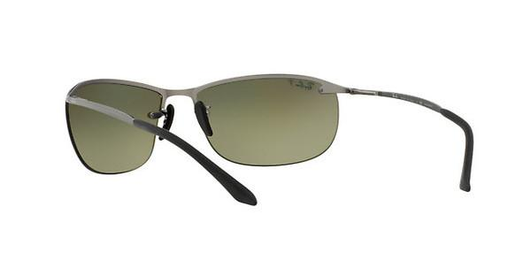 RAY BAN RAY-BAN Herren Sonnenbrille » RB3542«, grau, 029/5J - grau/silber