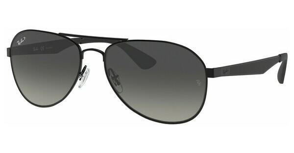 RAY BAN RAY-BAN Herren Sonnenbrille » RB3549«, schwarz, 002/T3 - schwarz/grau
