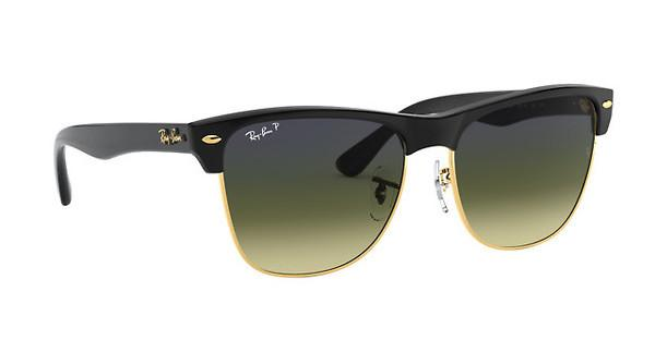Ray Ban Ray-Ban Herren Sonnenbrille »clubmaster Oversized Rb4175«, 877/76