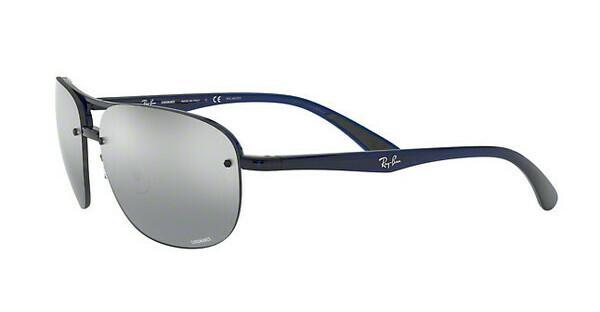 RAY BAN RAY-BAN Herren Sonnenbrille » RB4275CH«, blau, 629/5L - blau/grau