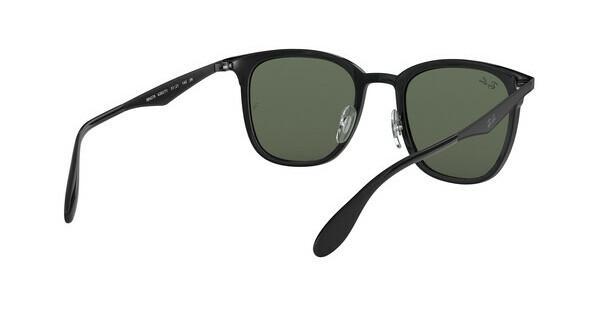 RAY BAN RAY-BAN Sonnenbrille » RB4278«, schwarz, 628271 - schwarz/grün