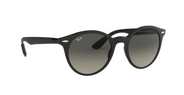 RAY BAN RAY-BAN Sonnenbrille » RB4296«, schwarz, 601S11 - schwarz/grau