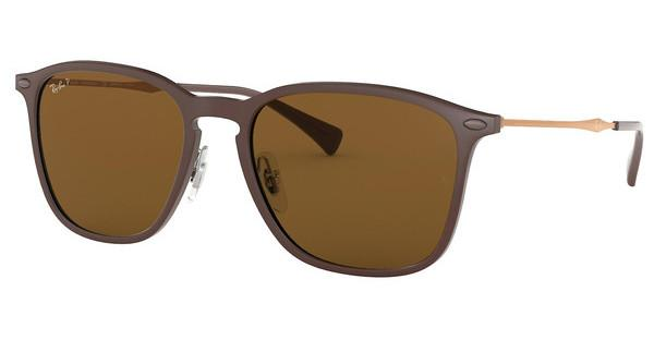 Ray-Ban   RB8353 635083 DARK BROWN - POLARBROWN GRAPHENE