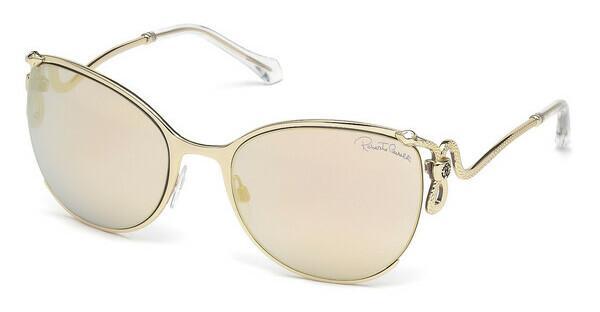 roberto cavalli Roberto Cavalli Damen Sonnenbrille » RC1055«, grau, 20B - grau/grau