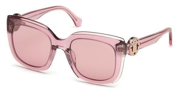roberto cavalli Roberto Cavalli Damen Sonnenbrille » RC1069«, rosa, 72U - rosa/rot