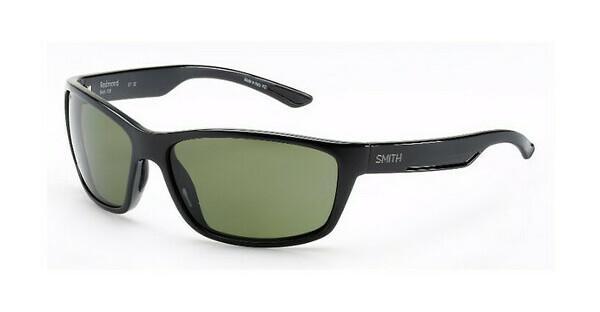Smith Sonnenbrille » WOLCOTT«, schwarz, D28/L7 - schwarz/grün