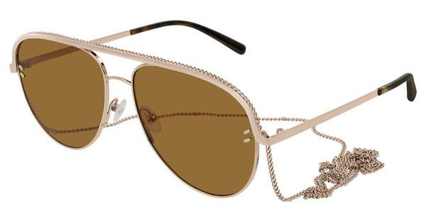 Stella McCartney   SC0165S 004 BROWNGOLD