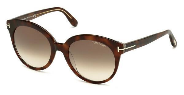 Tom Ford Damen Sonnenbrille » FT0604«, grau, 20B - grau/grau