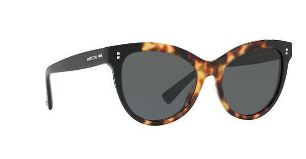 Valentino Damen Sonnenbrille » VA4013«, braun, 500387 - braun/grau