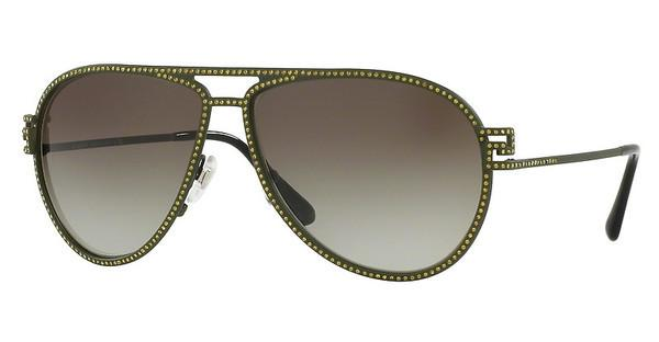 Versace   VE2171B 13928E GREEN GRADIENTMATTE MILITARY GREEN