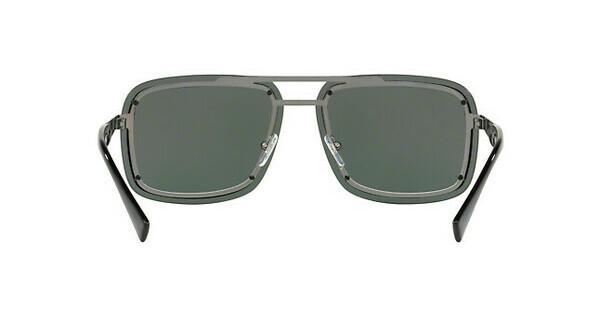 Versace Herren Sonnenbrille » VE2183«, grau, 100171 - grau/grün