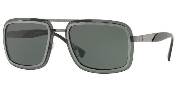 Versace   VE2183 100171 GREENGUNMETAL