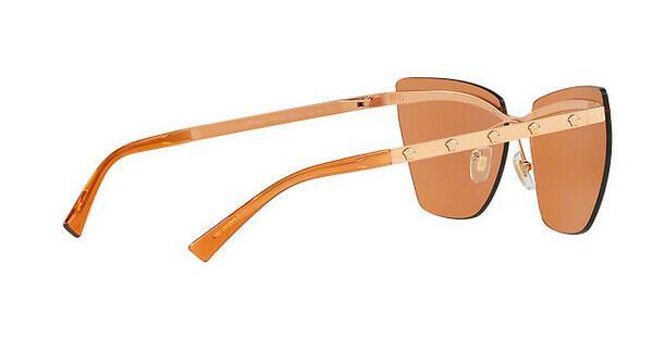 Versace Damen Sonnenbrille » VE2190«, rosa, 14127T - rosa/ gold
