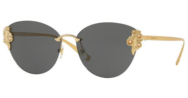 Versace   VE2196B 142887 GREYTRIBUTE GOLD