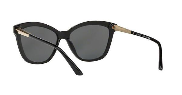 Versace Sonnenbrille » VE4313«, schwarz, GB1/W6 - schwarz/rot