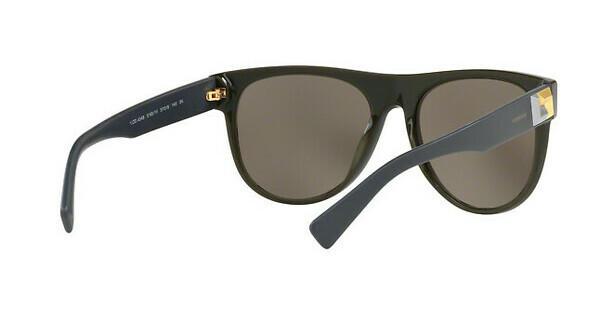 Versace Herren Sonnenbrille » VE4346«, braun, 108/73 - braun/braun