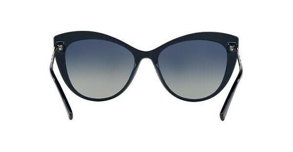 Versace Damen Sonnenbrille » VE4348«, blau, 52301G - blau/silber
