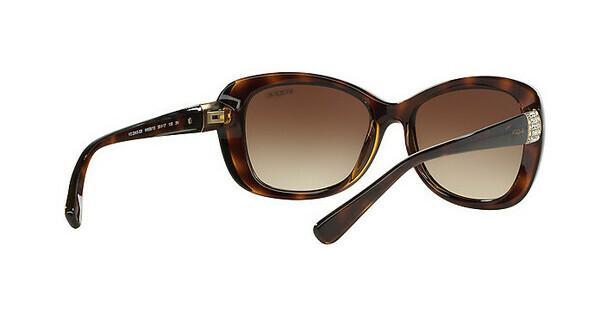 VOGUE Vogue Damen Sonnenbrille » VO2943SB«, braun, 259613 - braun/braun