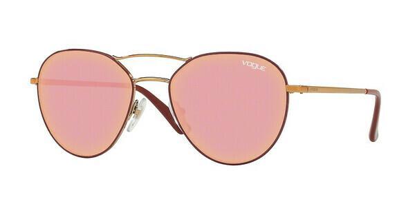 VOGUE Vogue Damen Sonnenbrille » VO4060S«, rosa, 50854Z - rosa/ gold