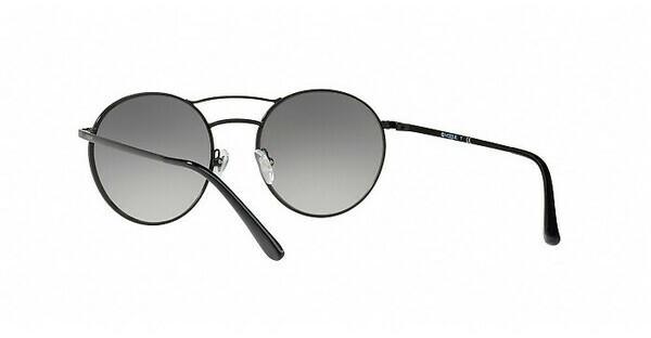 VOGUE Vogue Damen Sonnenbrille » VO4061S«, schwarz, 352/11 - schwarz/grau