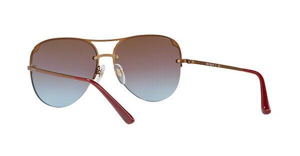 VOGUE Vogue Damen Sonnenbrille » VO4080S«, rosa, 5074H7 - rosa/rot