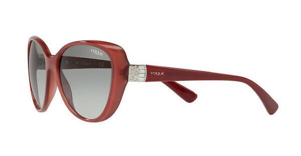 VOGUE Vogue Damen Sonnenbrille » VO5193SB«, rot, 261211 - rot/grau