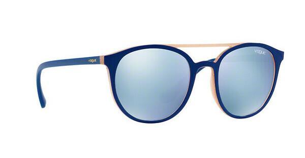 VOGUE Vogue Damen Sonnenbrille » VO5195S«, blau, 259330 - blau/silber